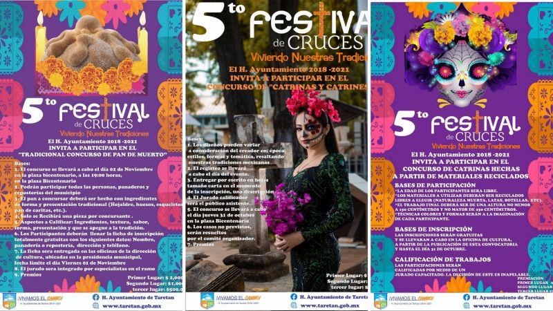 5o Festival de Cruces Taretan 2019
