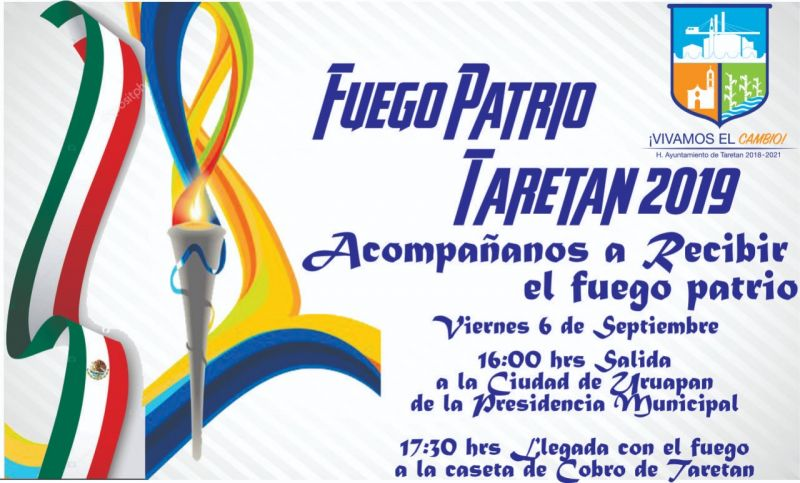 Fuego Patrio Taretan 2019